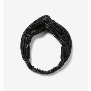 Express Natasha Satin Shine Knot Headband!